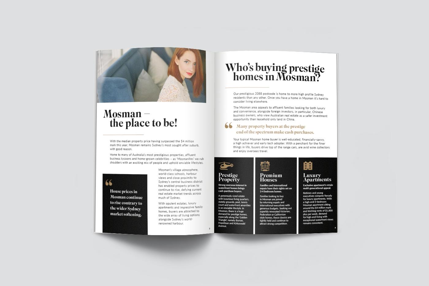 De Brennan Property Sales Guide Design