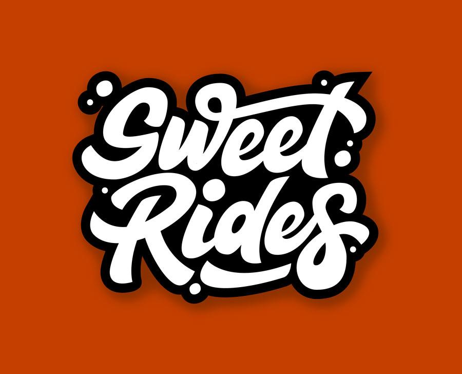 Sweet Rides logotype